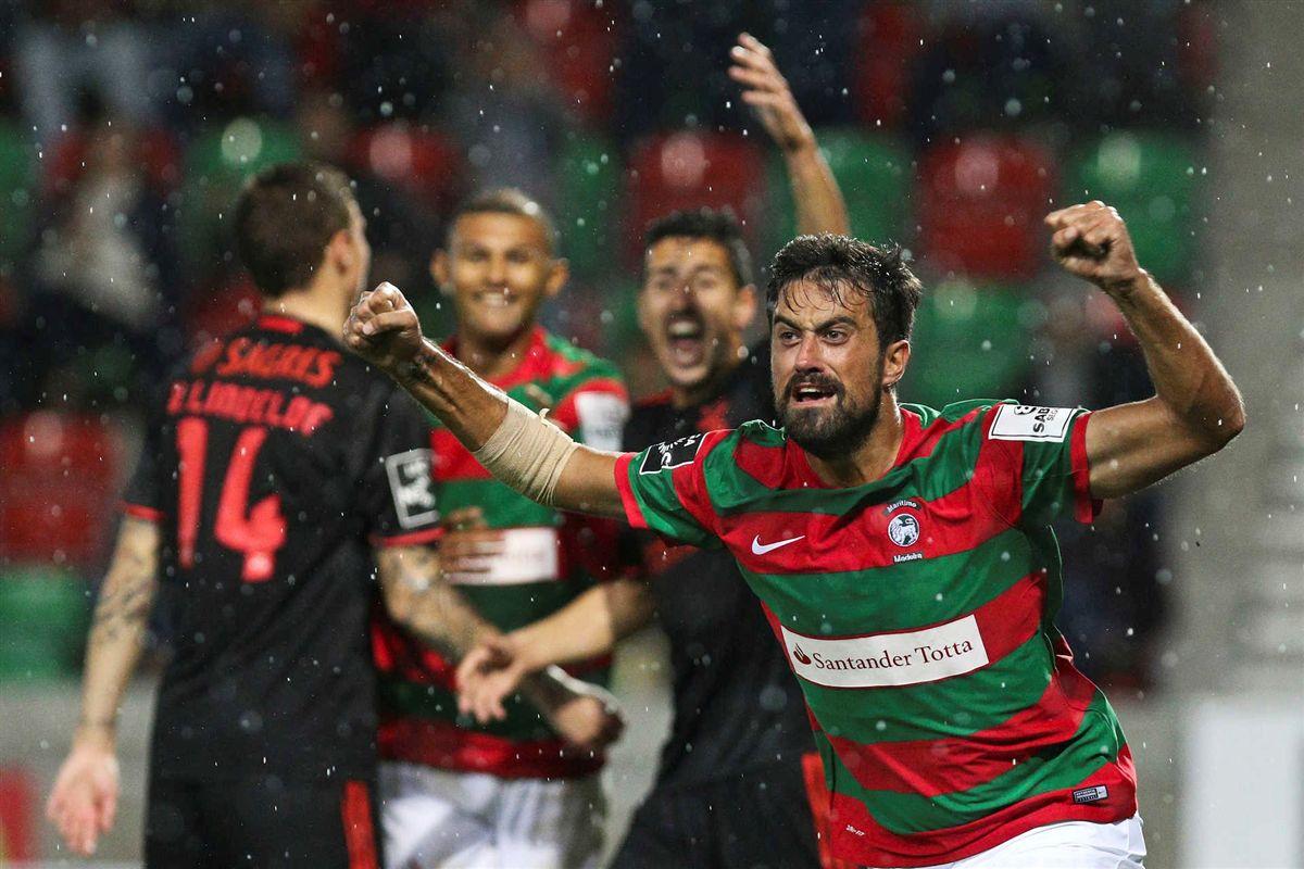 Eurorivali, Benfica sconfitto dal Maritimo