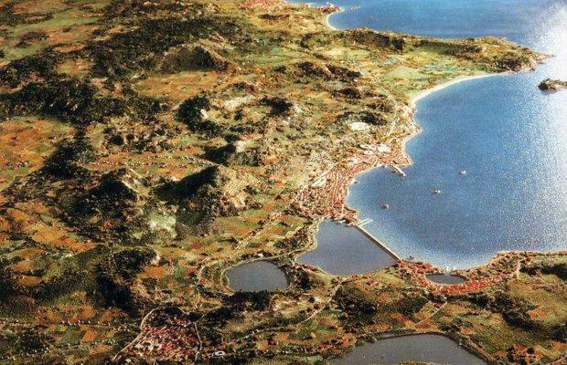 Il vulcano dei Campi Flegrei: un nuovo studio identifica una soglia massima della quantità di magma