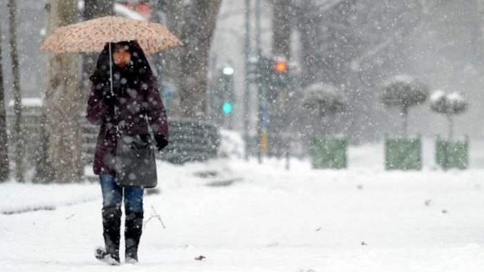 Arriva il ciclone di Natale: precipitazioni al sud