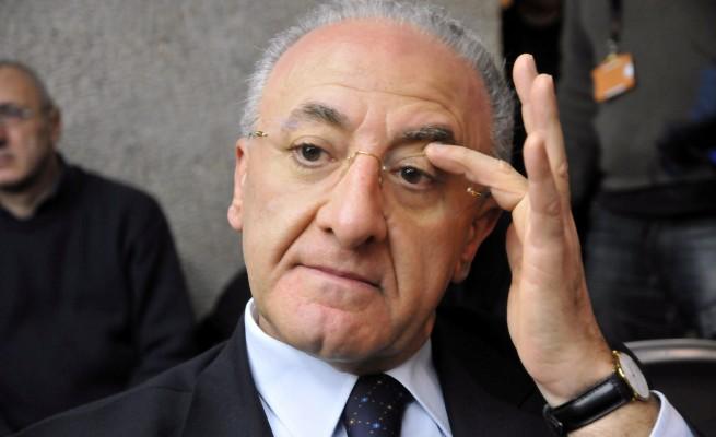 """Universiadi, De Luca: """"Accompagneremo il prefetto commissario, ma non possiamo fare altro"""""""