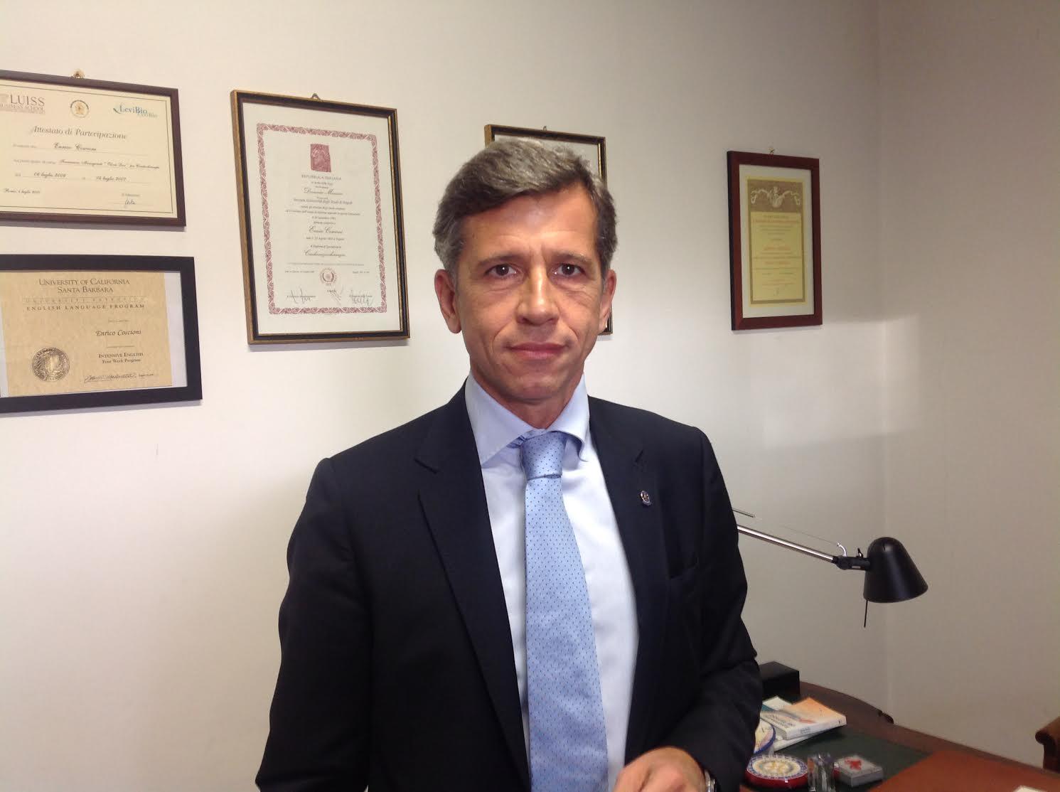 Tentata concussione: chiusura indagini per Enrico Coscioni, il consigliere di De Luca