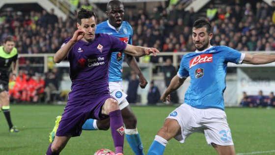 Fiorentina-Napoli, i precedenti