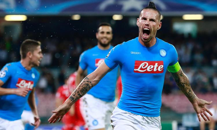 Napoli-Inter, tutti i numeri della partita