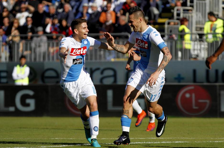 """Le 105 volte di Hamsik: """"Orgoglioso del gol e di questo Napoli"""