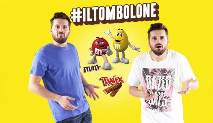 Il Tombolone, M&M's e Frank Matano insieme per un evento speciale