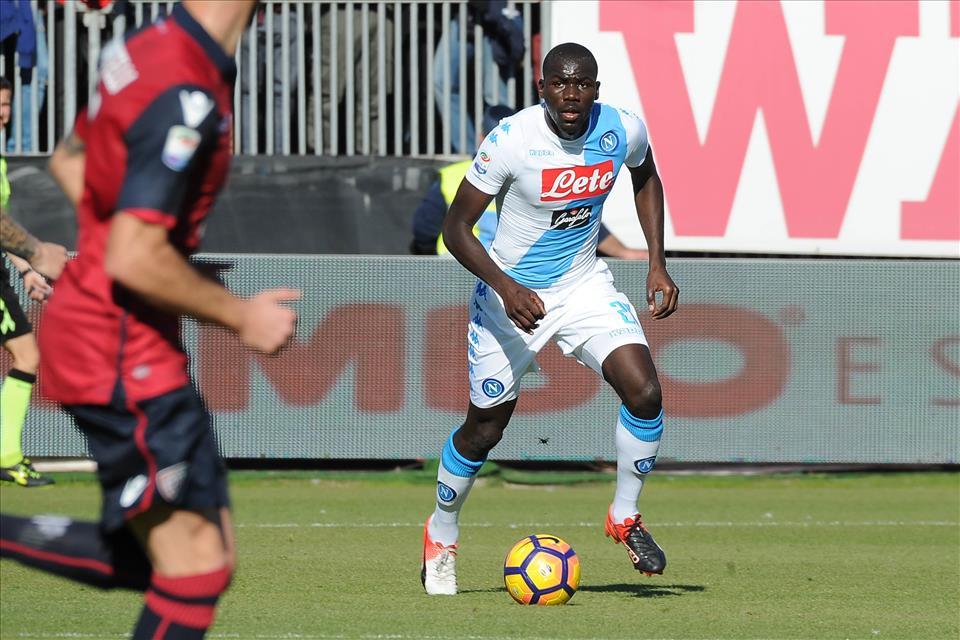 Napoli, Koulibaly torna nel 2017