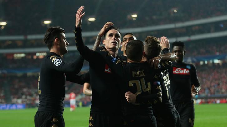 Ranking Uefa, il Napoli sale al 15esimo posto