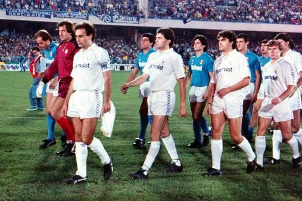 Il Real Madrid e quel precedente in Coppa dei Campioni contro il Napoli di Maradona