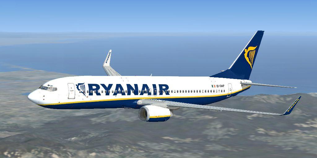Ryanair arriva a Napoli, 17 voli per l'Europa da Capodichino