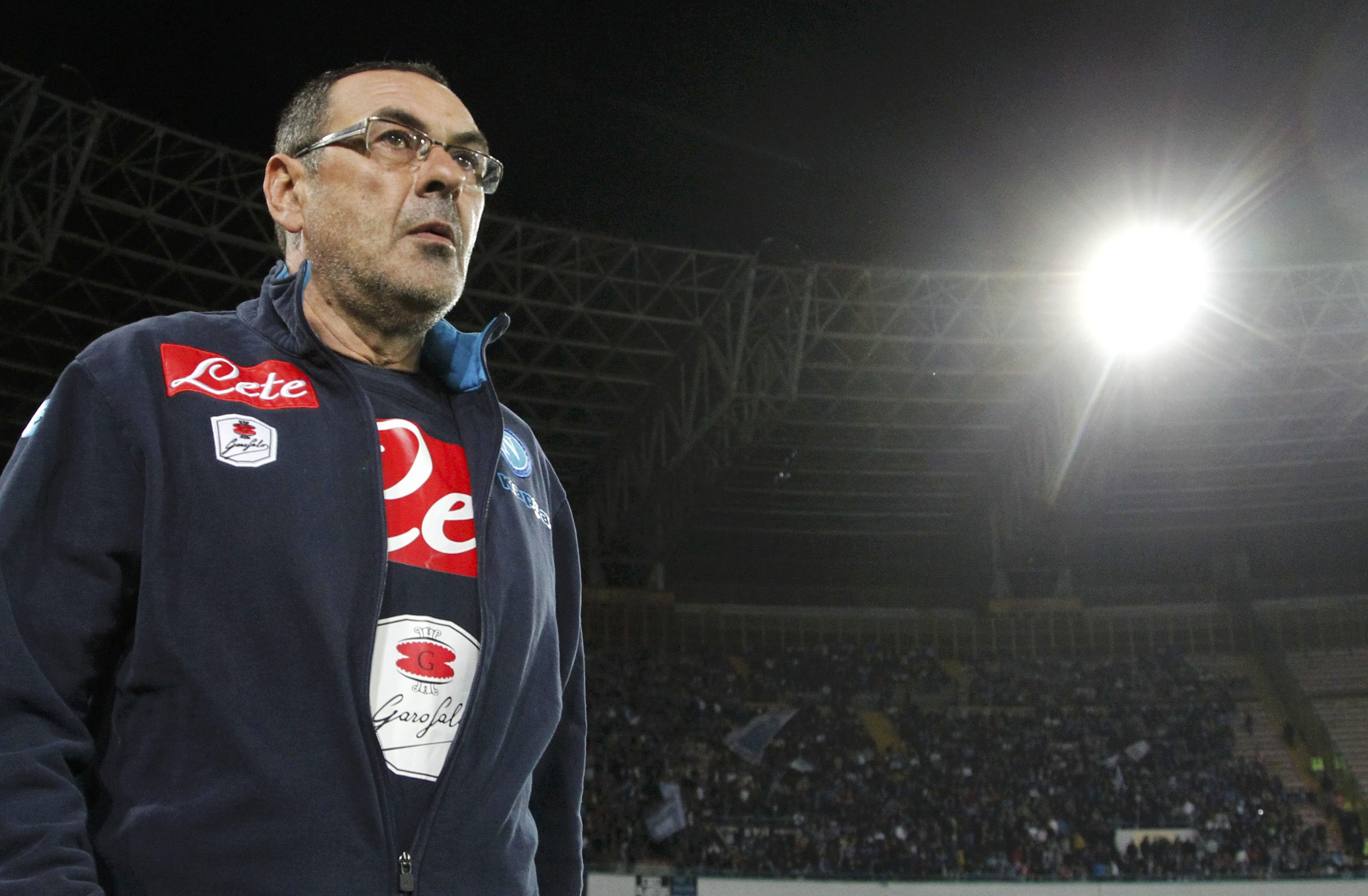 Napoli-Inter, i convocati di Sarri