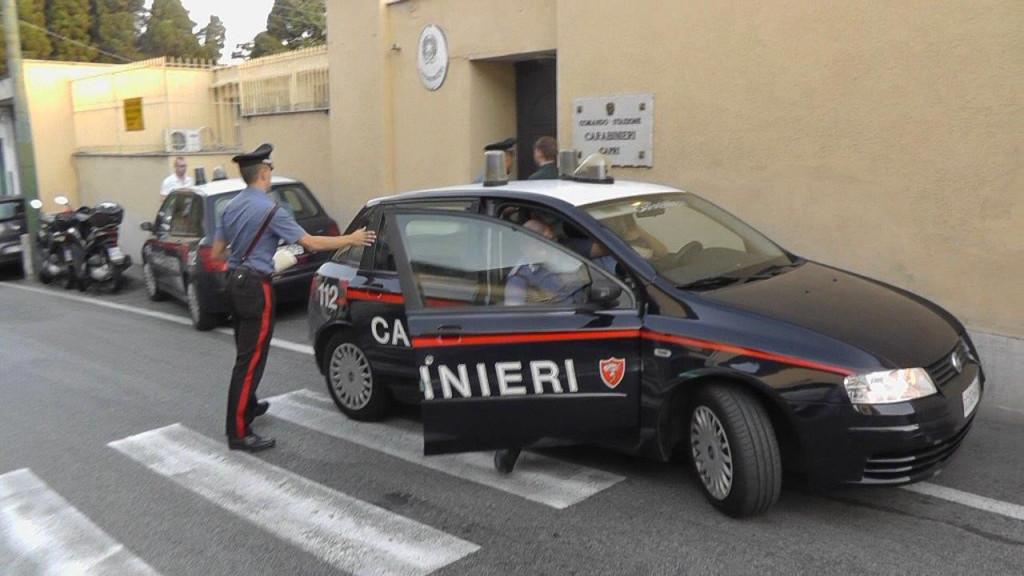 Tangenti, in manette maresciallo dei carabinieri a Capri