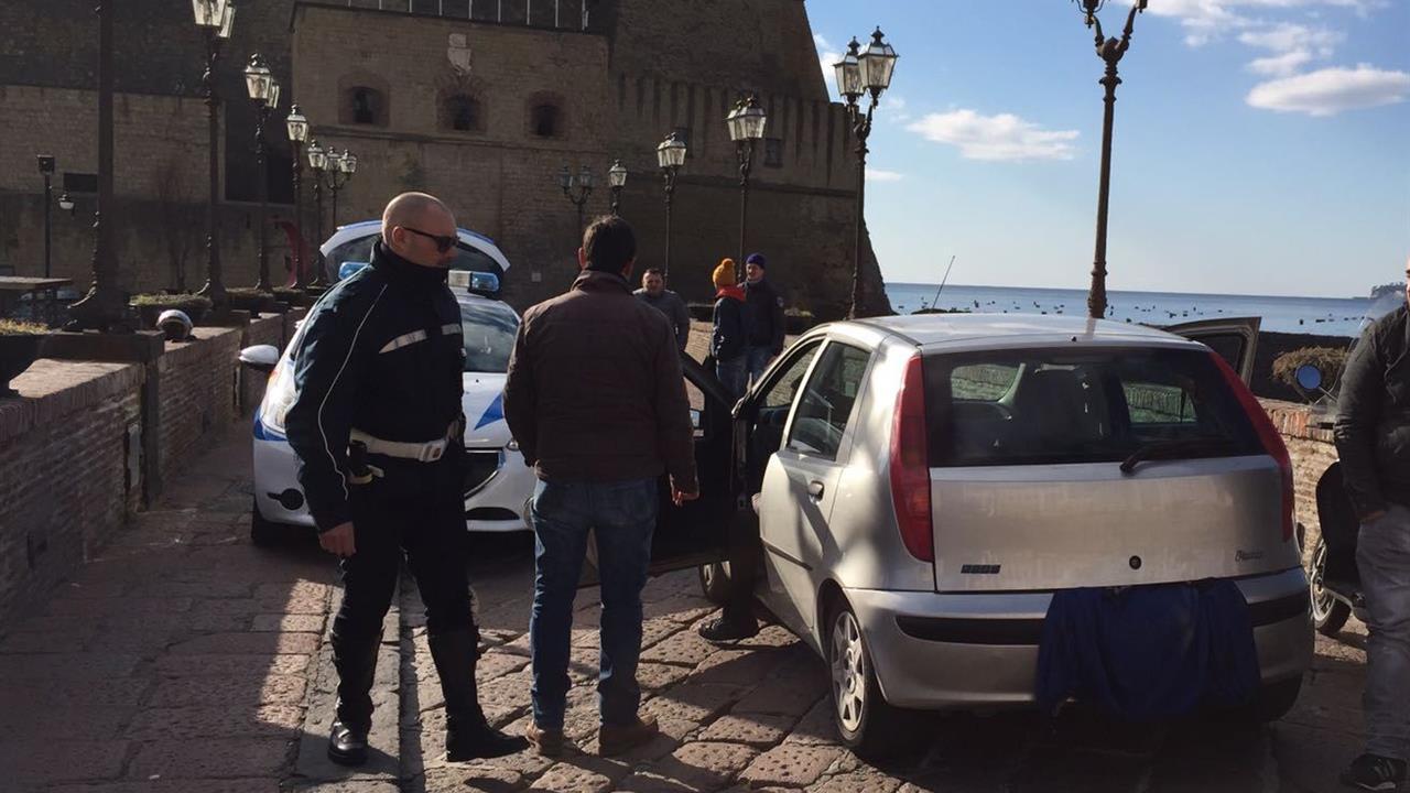 Intensificati i controlli nella ZTL Borgo Marinari dopo il servizio di Striscia La Notizia