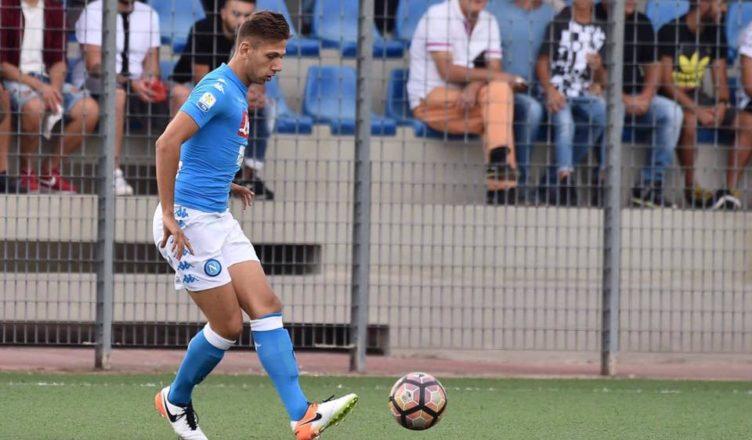 Napoli Primavera, battuta la capolista Verona per 1-0