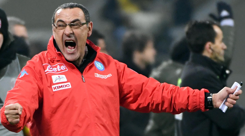 Sarri batte anche se stesso: nuovo record di punti per il Napoli