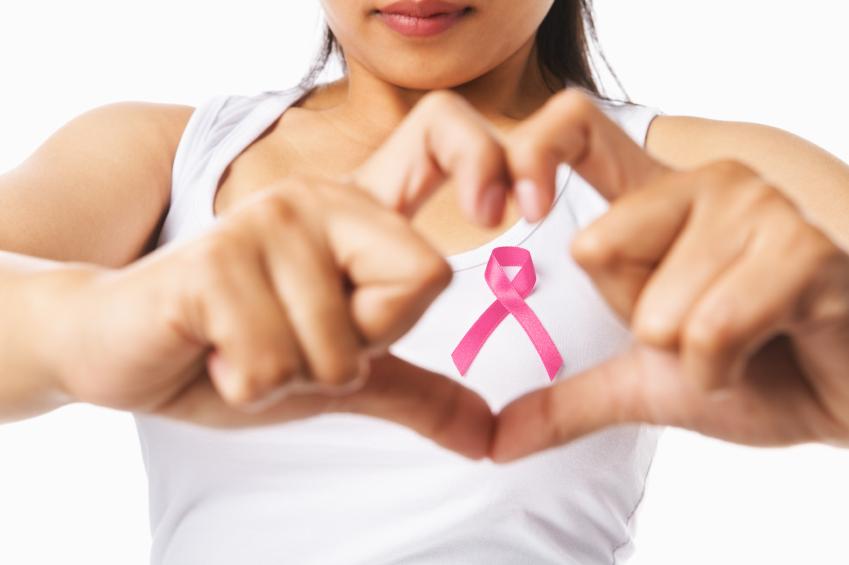 La campagna di sensibilizzazione sul tumore al seno