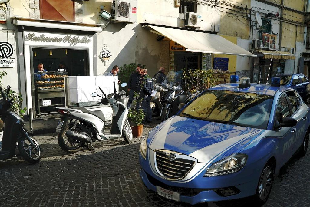 Spari a Napoli: stesa al Rione Sanità
