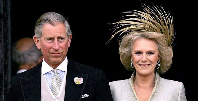 Tappa napoletana per Carlo d'Inghilterra e Camilla