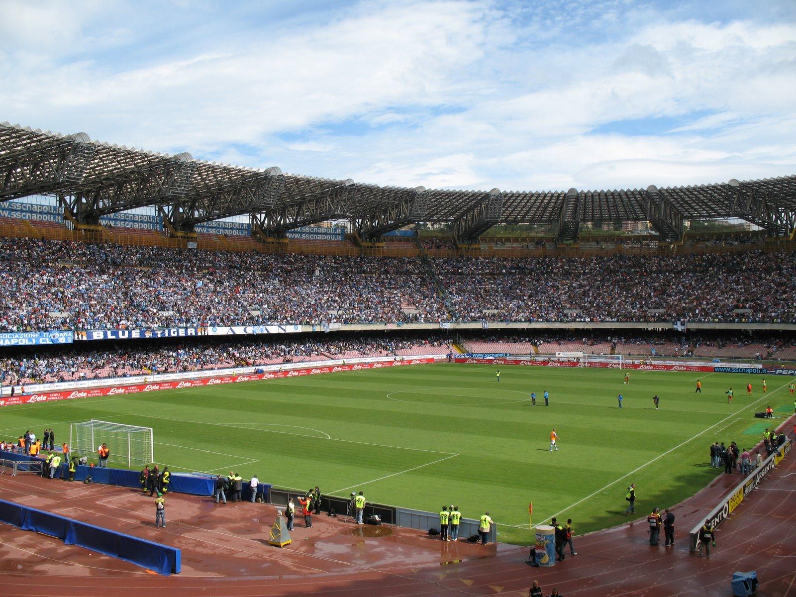 Stadio Maradona, Tifoso Under 14 risarcito