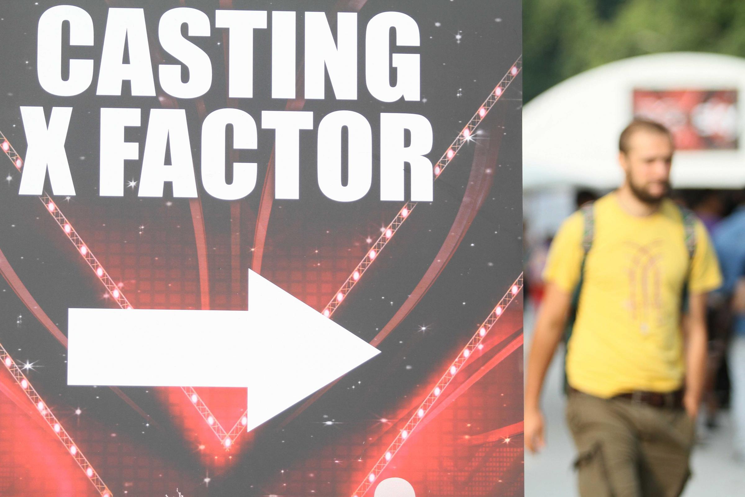 Casting di X Factor: due appuntamenti in Campania