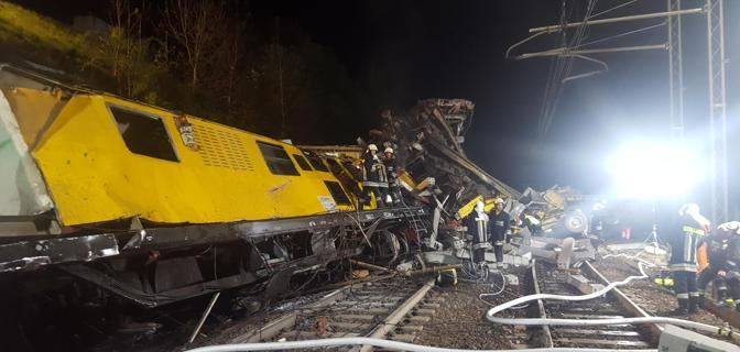 Incidente sul lavoro: morti due operai sulla ferrovia Bolzano-Brennero