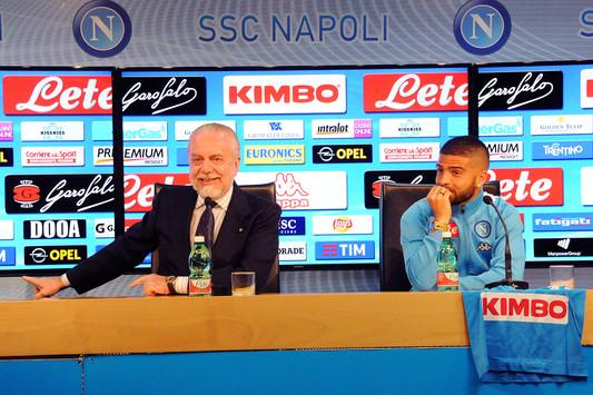 """Insigne e il Napoli insieme fino al 2022: """"Sono felicissimo, si avvera un sogno"""""""