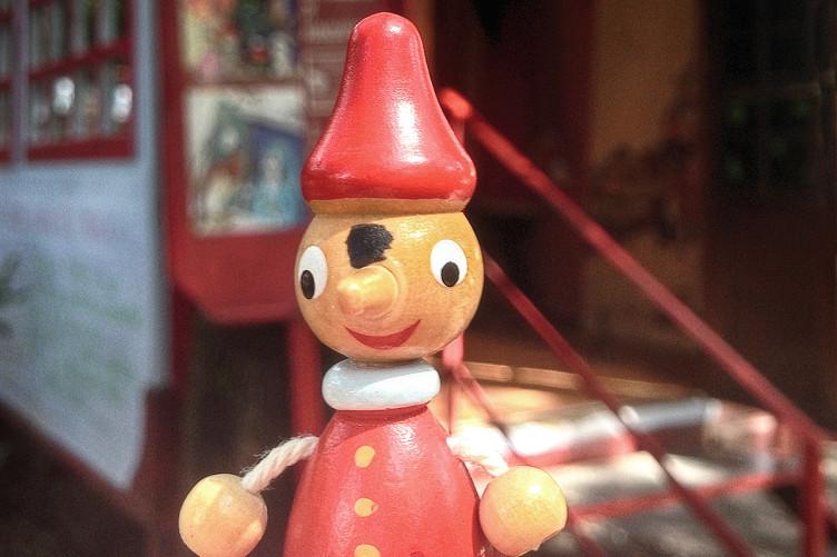 Pinocchio nel cuore di Napoli: la mostra evento che si protrarrà fino al 30 giugno