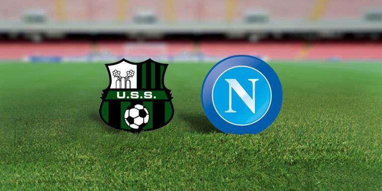 Sassuolo-Napoli, i numeri della partita
