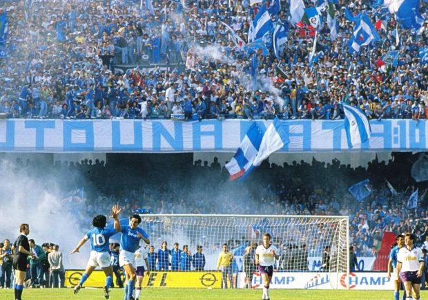 Trentennale primo scudetto: il Napoli racconta le 10 tappe fondamentali di quella stagione