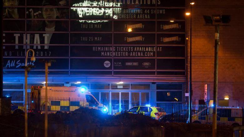 Kamikaze al concerto di Ariana Grande: 22 morti e 59 feriti