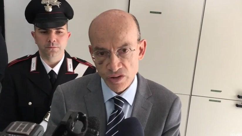 Caso Consip: vertice alla Procura di Napoli