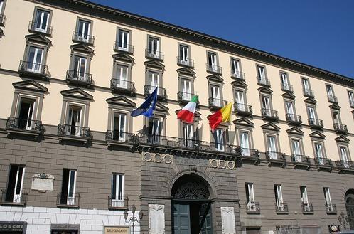 Corteo Lsu a Napoli contro il precariato