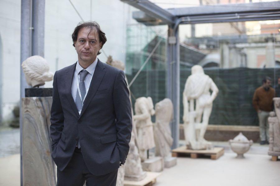 Premio Lamberti all'ex direttore del MANN