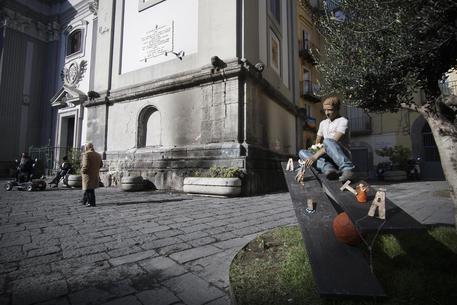 Presidio anti-stese al rione Sanità: ma il quartiere non c'è