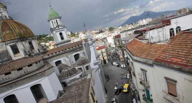 Sky Arte a Napoli: strade invase per la Notte Bianca del Rione Sanità