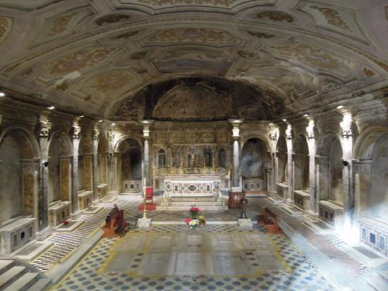 Riapre la cripta di San Gaudioso