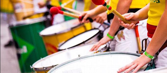 Napoli balla a ritmo di Samba, l'evento si terrà a fine maggio