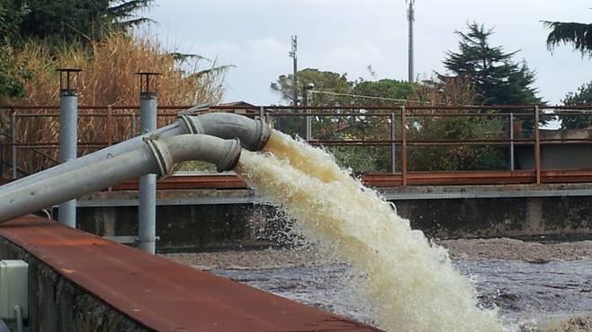 Sequestrati due impianti di depurazione nel Salernitano