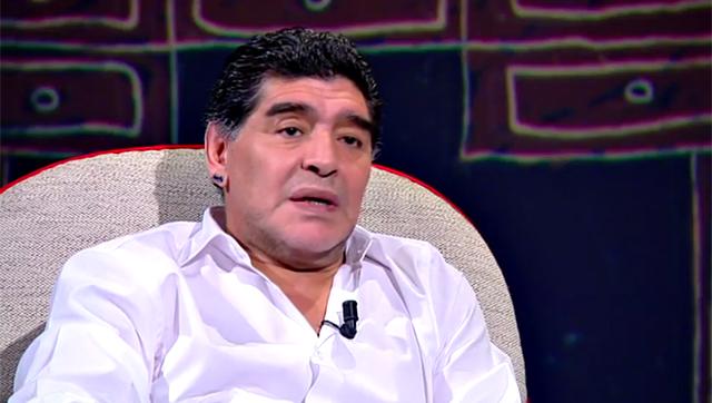 Maradona Covid
