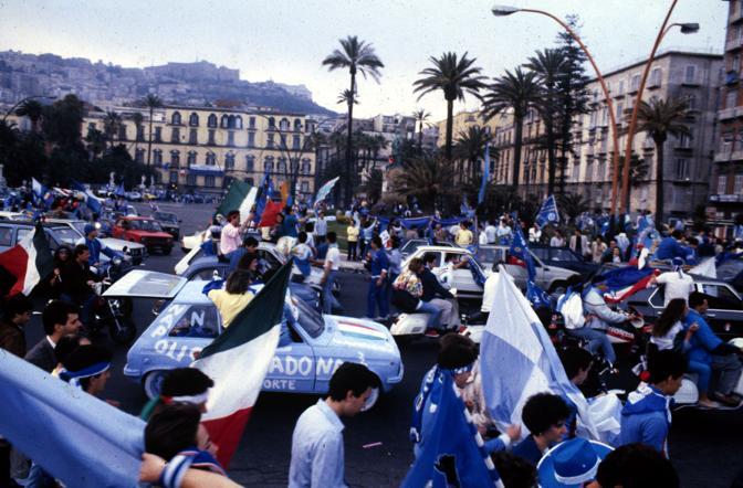 Napoli, a luglio la festa per i 30 anni del primo scudetto