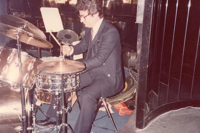 Morto Pierino Munari, batterista napoletano che lavorò con i più grandi artisti italiano