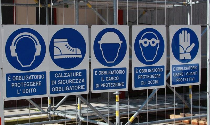 Sicurezza sul lavoro: primi bilanci sugli interventi a Capri