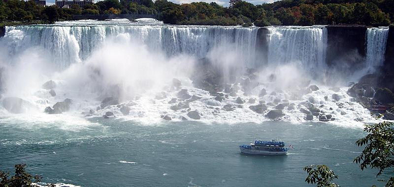 Confcommercio di Napoli: alle Cascate del Niagara con soldi pubblici