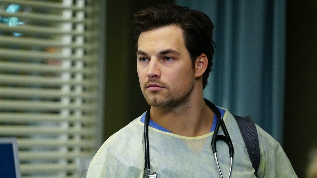 Giacomo Gianniotti, da Grey's Anatomy a Capri