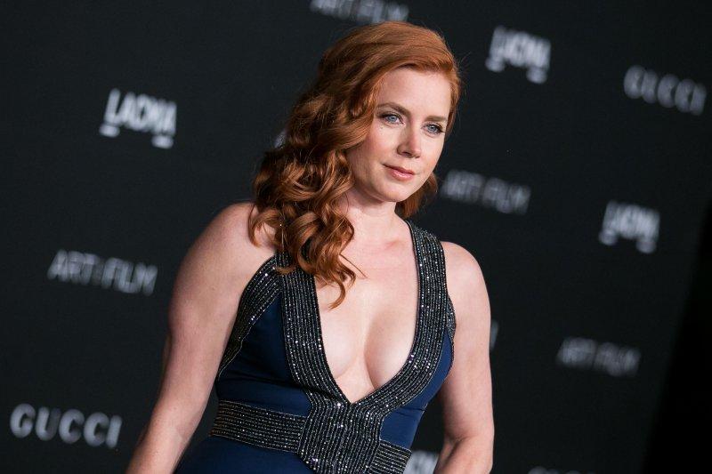 Amy Adams arriva al Giffoni Film Festival