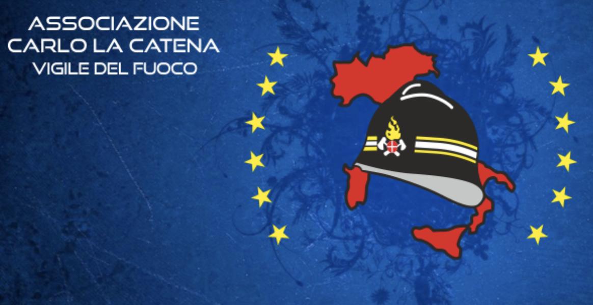 Castel Capuano, 10ª Edizione Medaglia D'Argento V.F. Carlo La Catena al merito e all'impegno civico