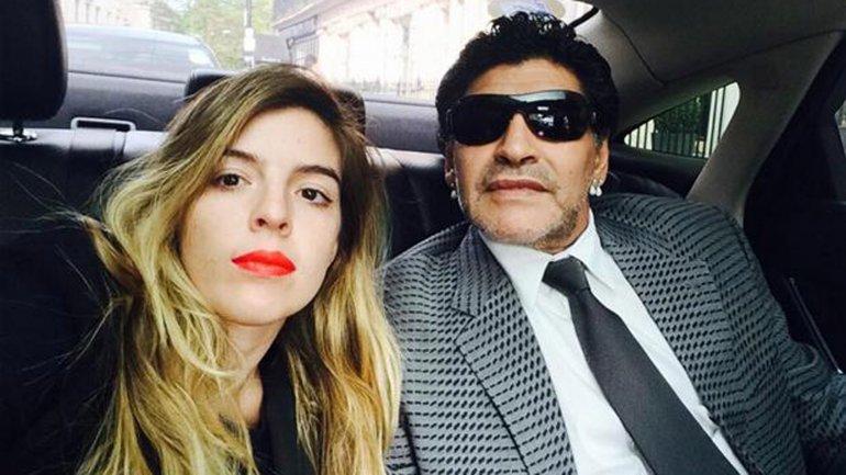 Dalma Maradona risponde a Dani Alves: