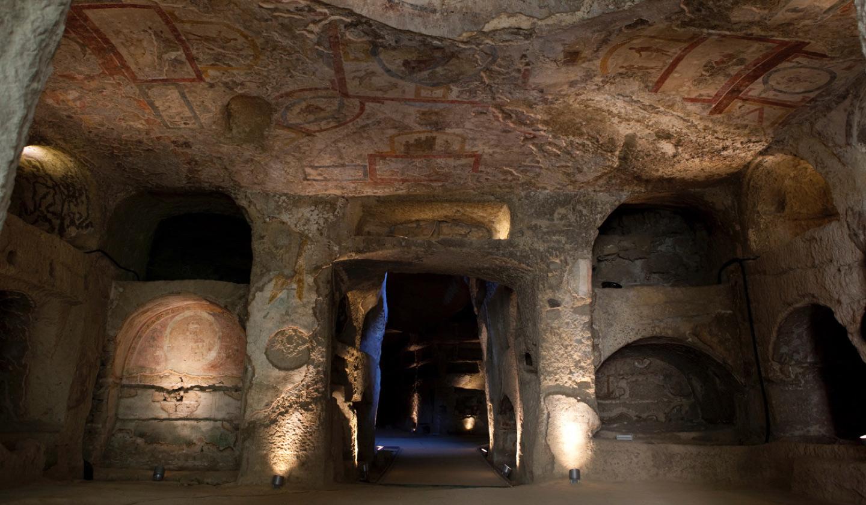 Catacombe di San Gennaro: il Vaticano chiede il 50% degli incassi dei biglietti