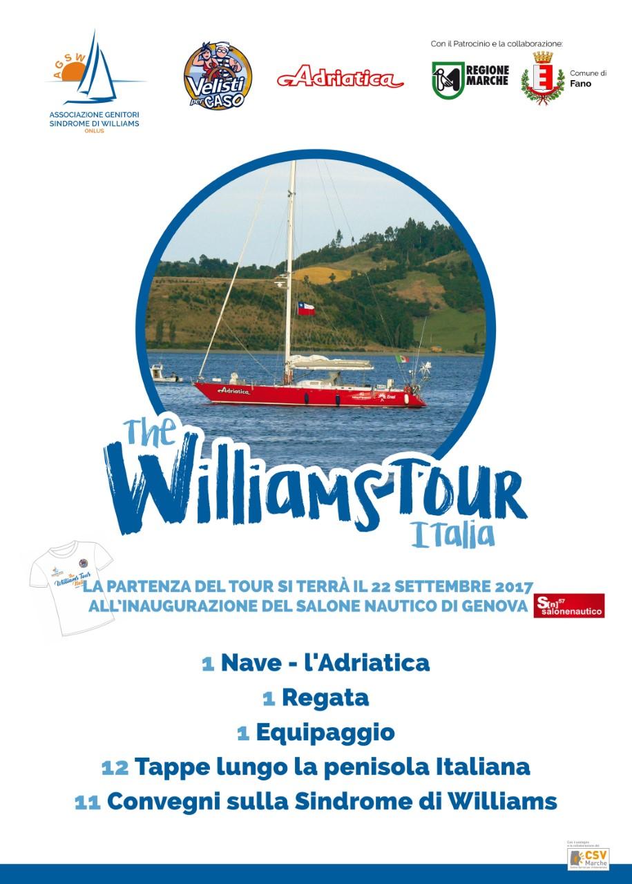 Williams Tour Italia