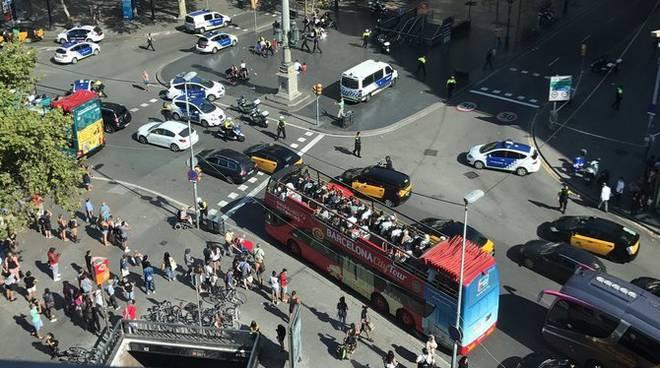Barcellona: 13 morti e 80 feriti, due persone arrestate