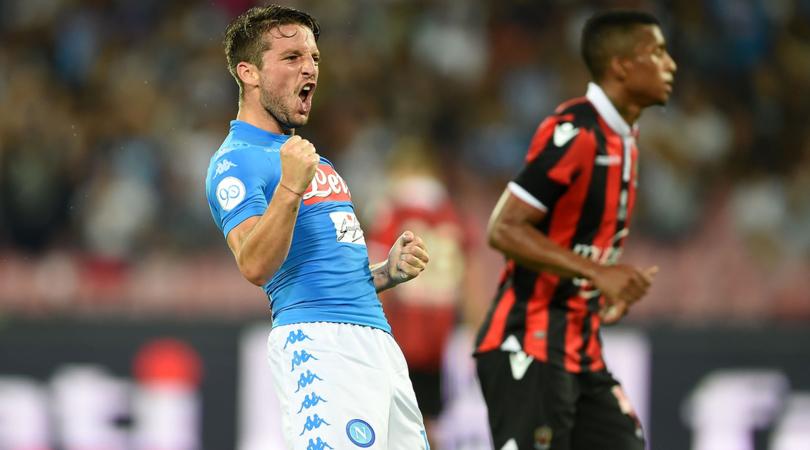 Preliminari Champions Napoli: anche nel Salento è 2 a 0